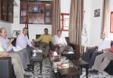 اللجنة الإعلامية والفنية لمؤتمر الامن القومي الفلسطيني الثالث تعقدان اجتماعاتهما الدورية