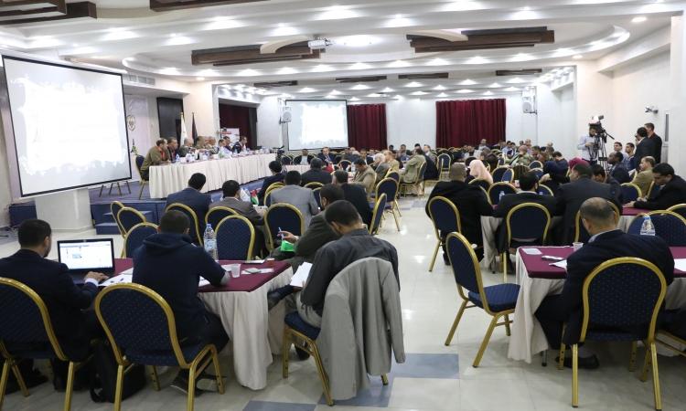 انتهاء فعاليات الجلسة الثانية المحور الاقتصادي لمؤتمر الأمن القومي الفلسطيني الثالث